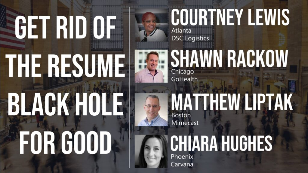 Get Rid of the Resume Black Hole for Good