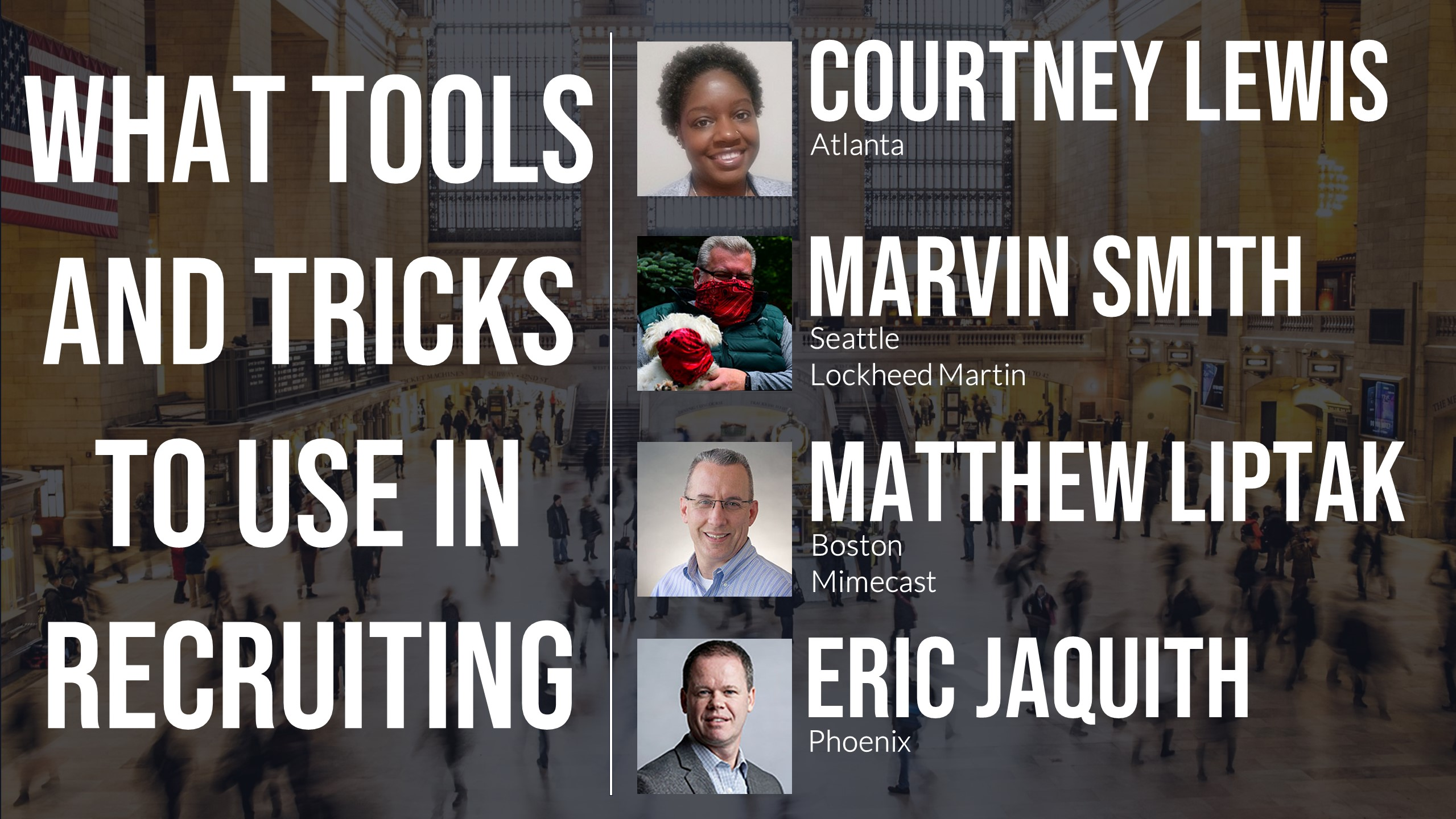 What Tools and Tricks to Use in Recruiting