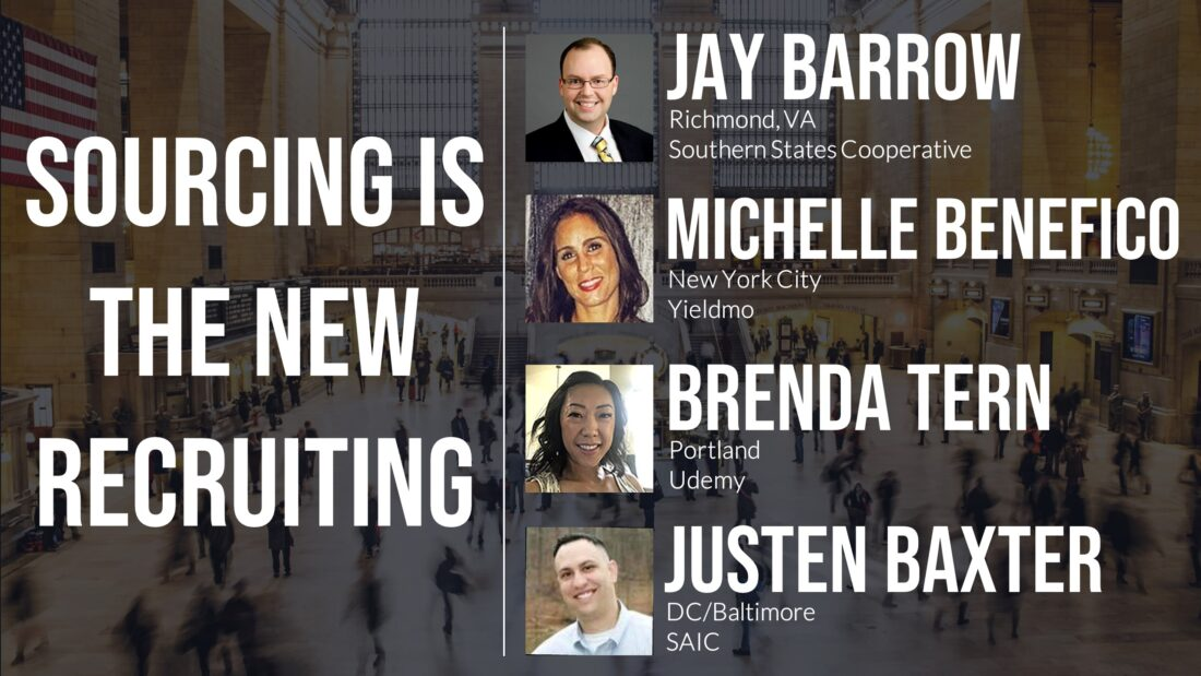 Sourcing is the New Recruiting