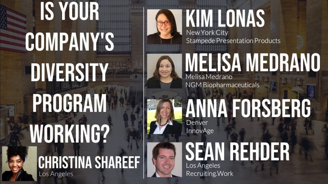 How to Tell if your Company's Diversity Program is Working