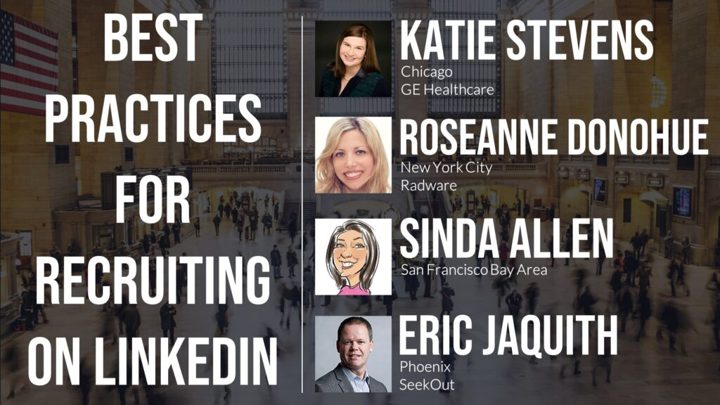 Best Practices for Recruiting On LinkedIn
