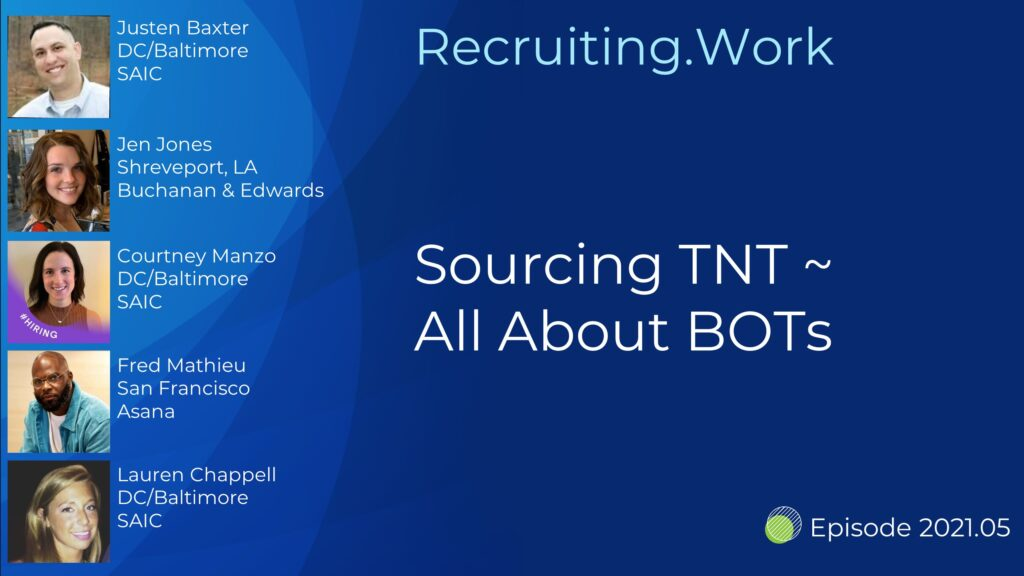 Sourcing TNT (Tips 'n Tricks) ~ All About BOTs